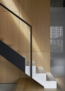 Best 60 Modern Staircase Glass Railing Design Photos And Ideas   Staircase Steel Railing Designs With Glass   Banister   Duplex   Button Glass   Exterior Perforated Metal   Glass Balustrade Wood Post
