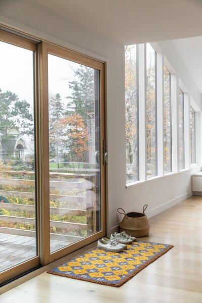 modern doors exterior sliding door type