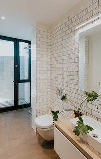 best 18 modern bathroom subway tile