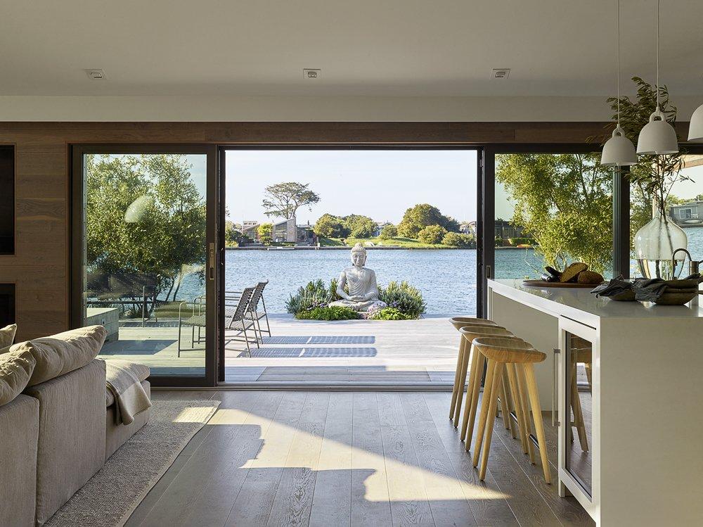 A Zen Retreat Champions Indoor/Outdoor Living in Coastal ... on Vision Outdoor Living id=19451