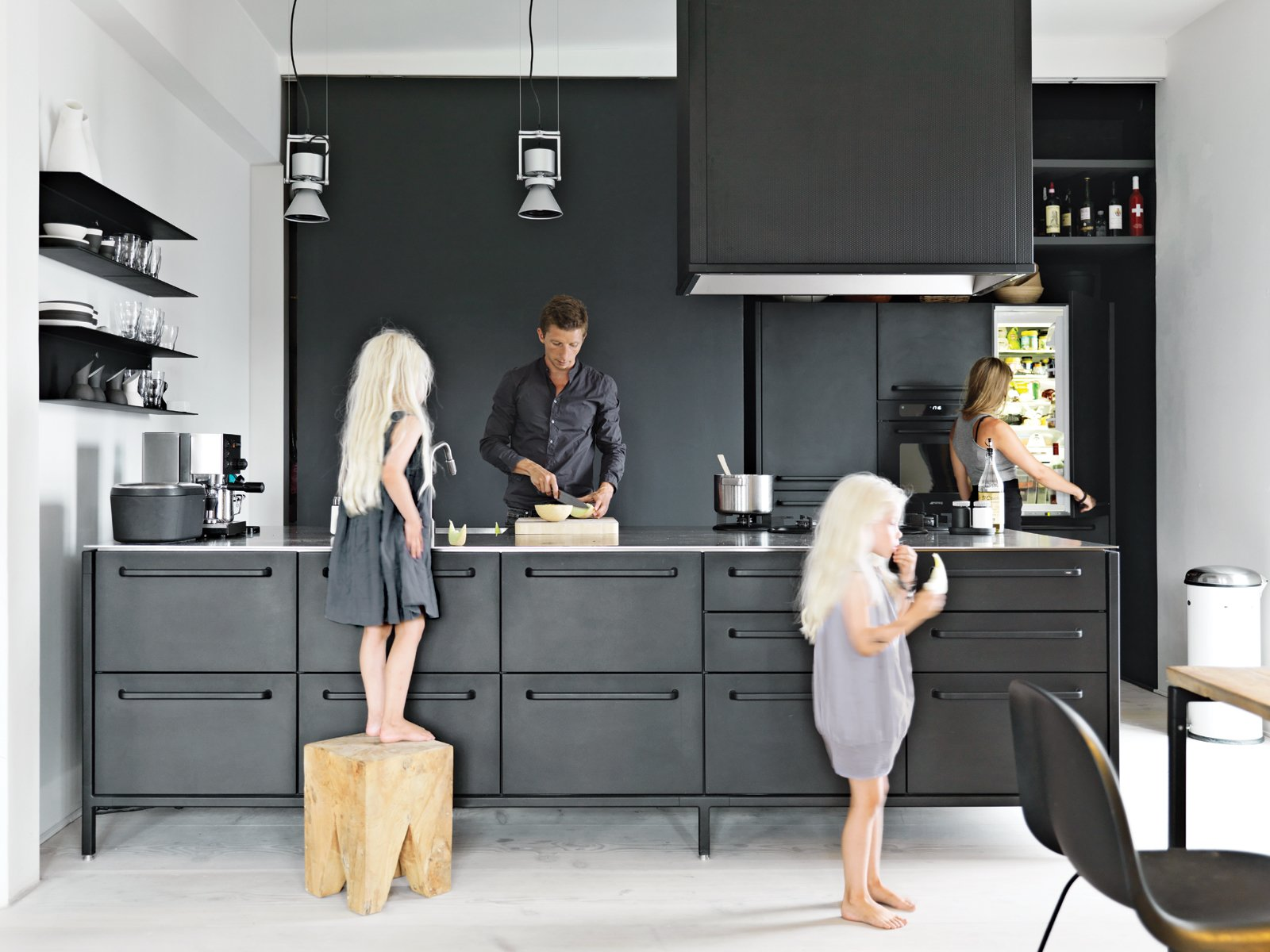 20 Best Modern Kitchen Counters - Dwell on Modern Kitchen Counter  id=47475