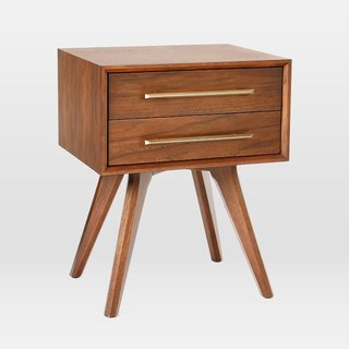 44 midcentury modern bedside tables and