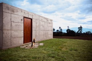 25 Modern Homes That Kill It With Concrete Dwell