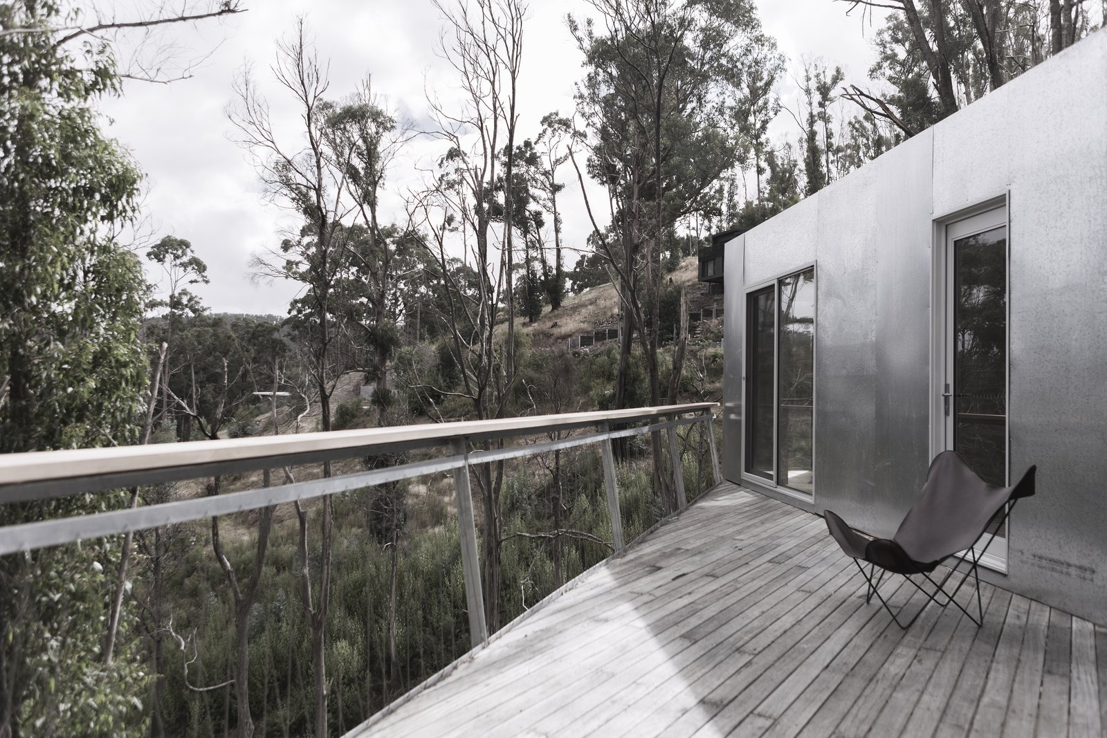 Best Kitchen Gallery: Photo 7 Of 8 In This Off Grid Container Home In Australia Disappears of Off The Grid Container Homes on rachelxblog.com