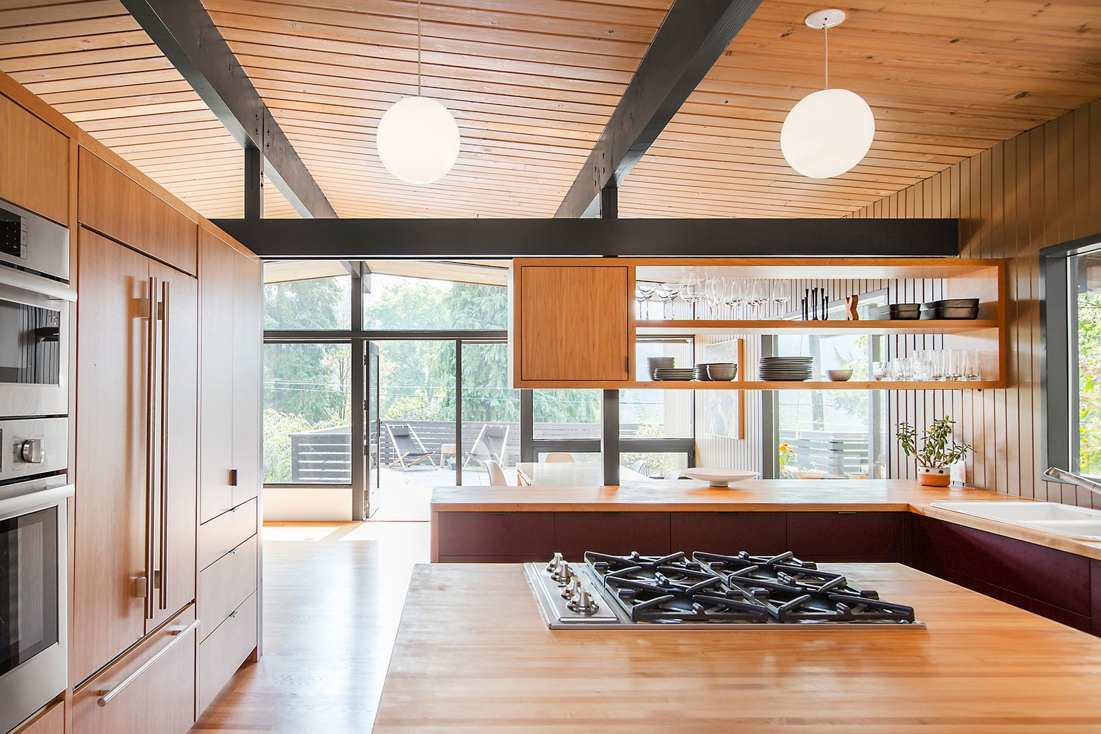 6 Quick Tips for Maintaining Wood Countertops - Dwell on Modern:gijub4Bif1S= Kitchen Remodel  id=61026