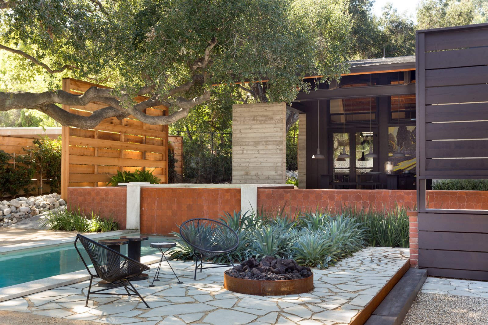 6 Backyard Landscape Designs That Need Minimal Maintenance ... on Modern Landscaping Ideas For Small Backyards  id=51816