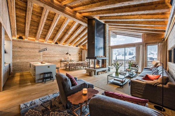 7 Alpine Holiday Chalets In Switzerland Dwell