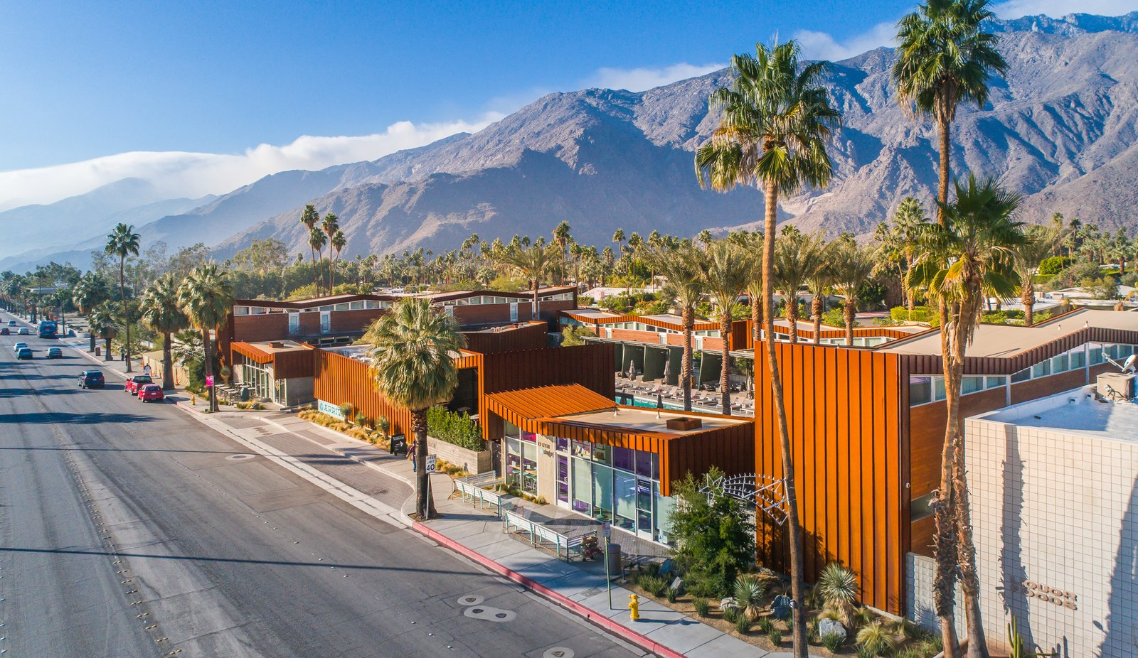 7 Romantic Palm Springs Getaways Dwell