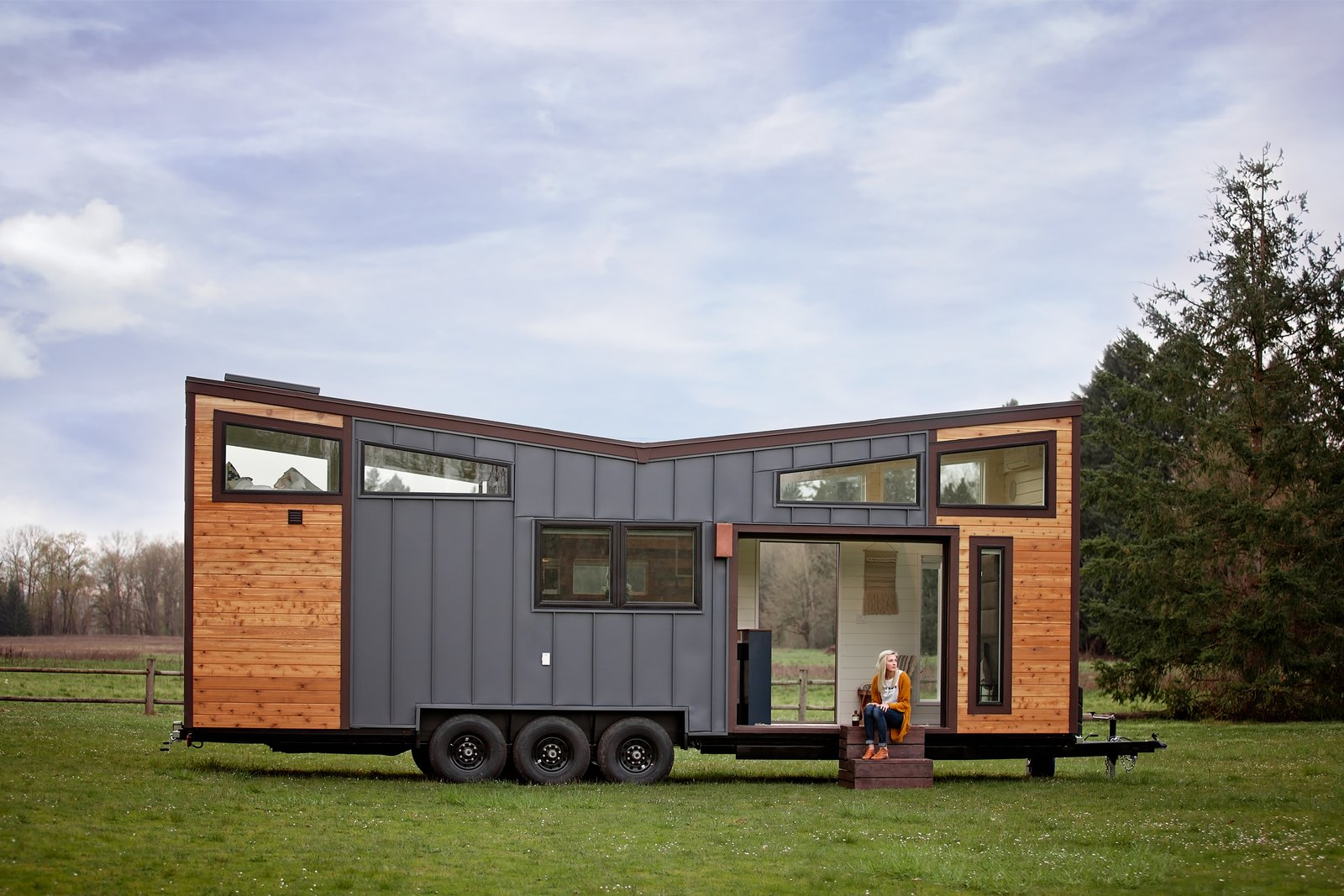 This Oregon Company Crafts Exceptional Tiny Homes Starting