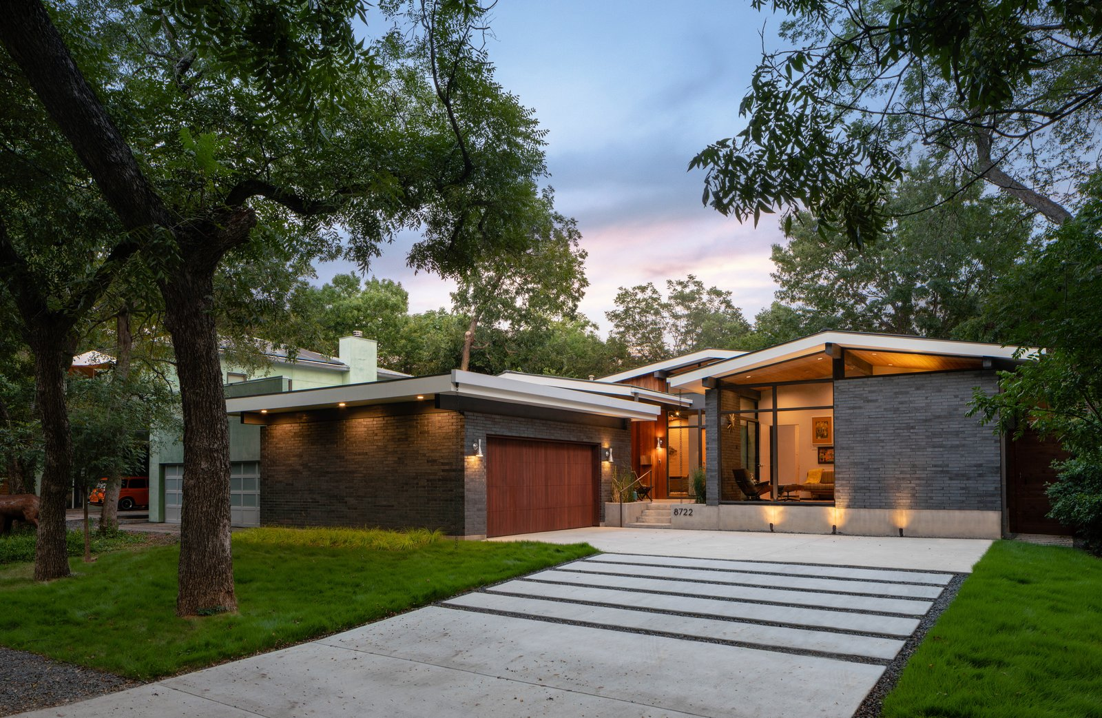 House TW Modern Home In Dallas Texas By M Gooden Design On Dwell