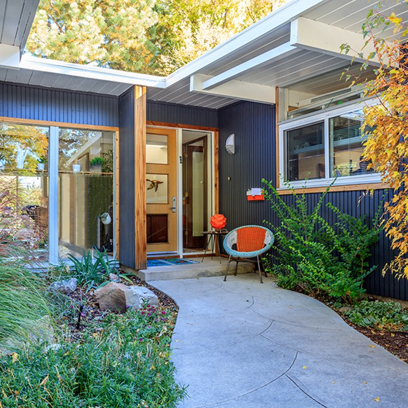 Mid Century Modern Ranch In Denvers Sought After Krisana