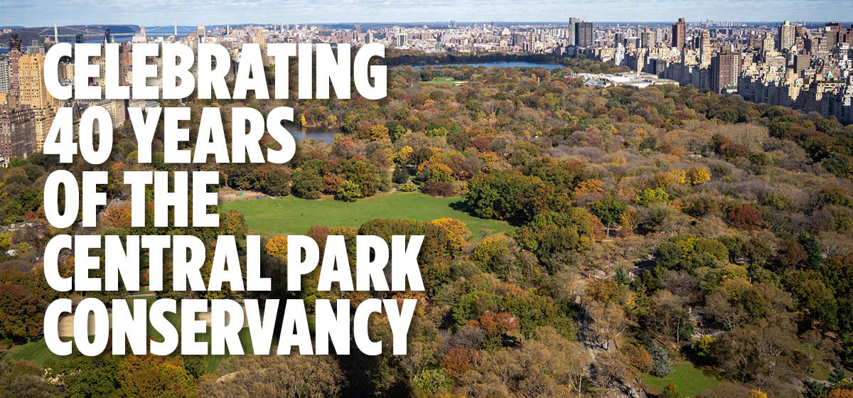 News: Celebrating 40 Years of the Conservancy