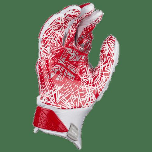 Adidas Freak 30 Football Gloves Mens Football Sport Equipment WhiteRed