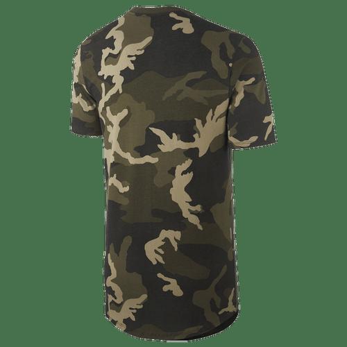 Nike Futura AOP Logo T Shirt Mens Casual Clothing