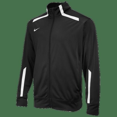 Coat Black White Men Shirt