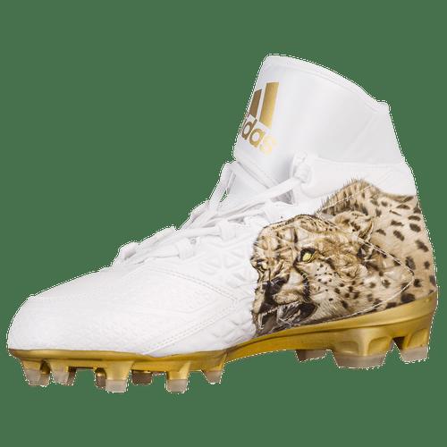 Adidas Freak High Uncaged Mens Football Shoes Cheetah