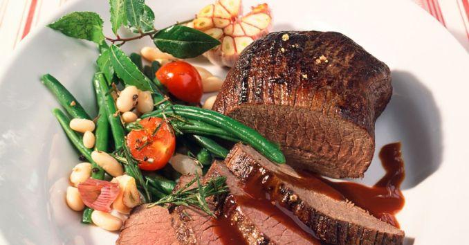 Roast Venison recipe | Eat Smarter USA