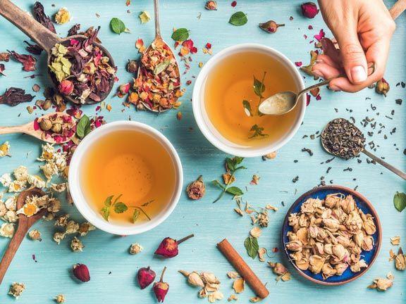 Teemischung Immunsystem stärken