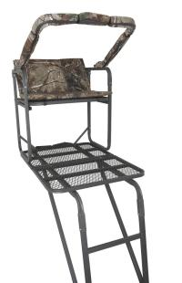 Summit Crush Series Solo Pro Ladder Stand