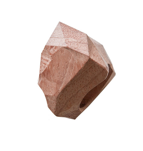 Ring A - III Solid // Jatoba Wood