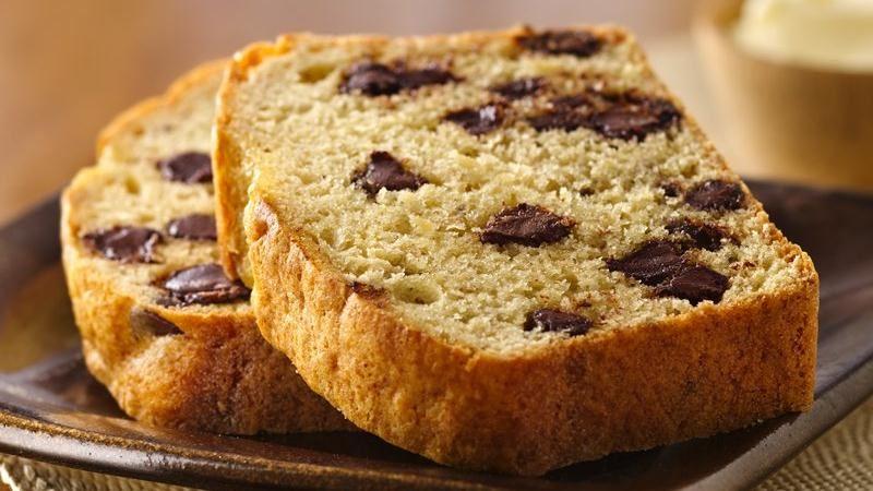 Easy Cake-Mix Banana Bread