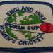 Blazer Crest: England 1993 Woman's World Cup. ; C.1993; 2017.36.71