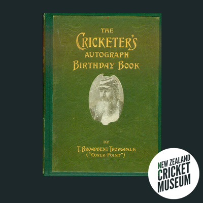 This copy of The Cricketer's Autograph Birthday Bo...
