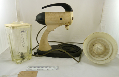 Sunbeam Mixmaster food mixer; 1955; 8229/1