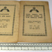 Civil Defence leaflets; Hitchin Urban District Council; Civil Defence; 1939; 12560/1-7