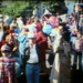 West Hill Street Party 6 May 1977, still from Super 8 movie film by E F Newman
