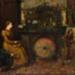 oil painting The Artist; Thomas, Margaret; 1930.5507