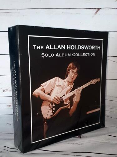Allan Holdsworth The Allan Holdsworth Solo Album Collection - Sealed Vinyl Box Set US AHOVXTH749902