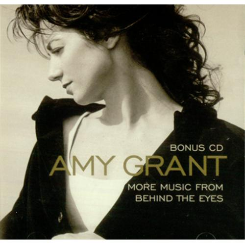 Amy Grant More Music From Behind The Eyes US Promo CD single  CD5     Amy Grant More Music From Behind The Eyes CD single  CD5   5
