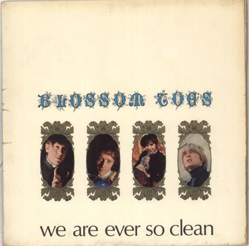 Blossom Toes We Are Ever So Clean vinyl LP album (LP record) UK BLTLPWE523901