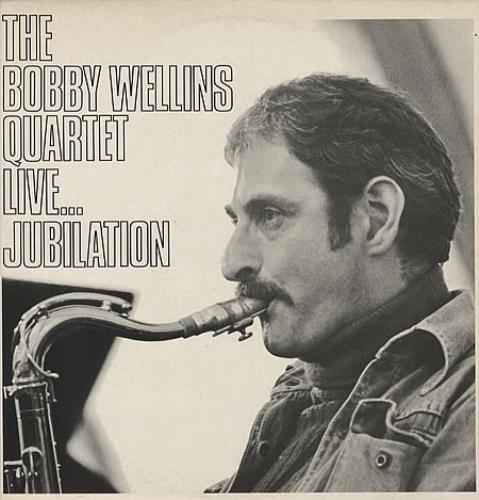 Bobby Wellins Live... Jubilation vinyl LP album (LP record) UK BOQLPLI332529