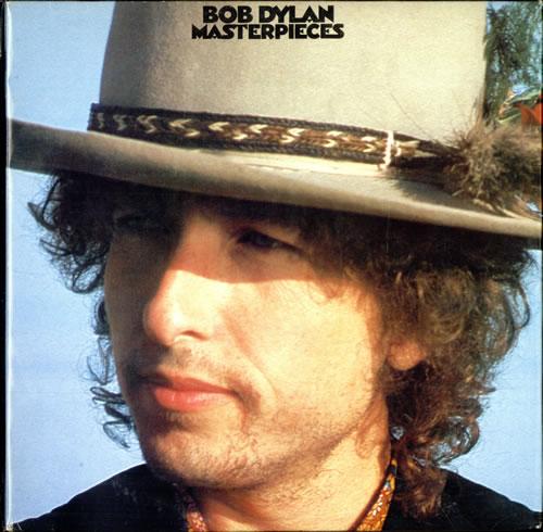 Bob Dylan Masterpieces + Booklet & Certificate 3-LP vinyl record set (Triple Album) Japanese DYL3LMA501727