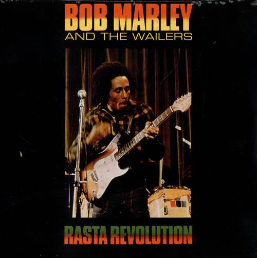 Bob Marley Rasta Revolution US vinyl LP album (LP record ...