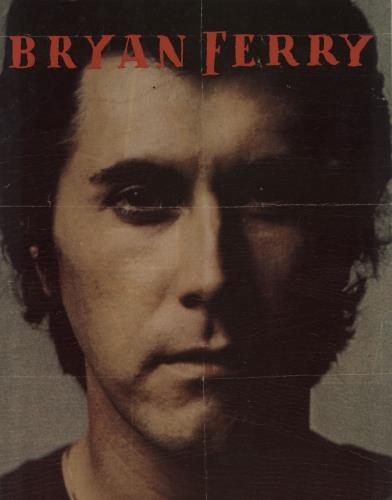 Bryan Ferry 1988 tour programme UK FERTR167958