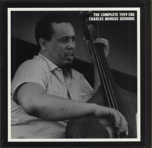 Charles Mingus The Complete 1959 CBS Charles Mingus Sessions Vinyl Box Set US CA8VXTH712907