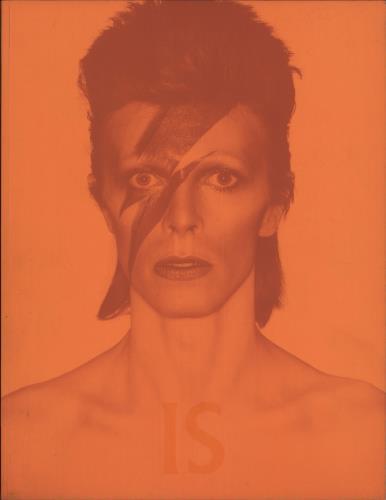 David Bowie David Bowie Is Inside book UK BOWBKDA730219