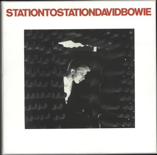 David Bowie Station To Station CD Album Box Set UK BOWDXST694391