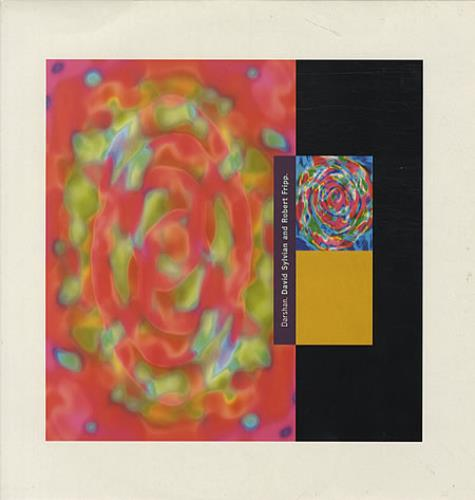 David Sylvian Darshan vinyl LP album (LP record) UK SYLLPDA112901