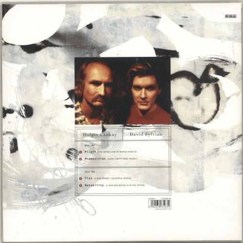 David Sylvian Holger Czukay Plight Amp Premonition Flux