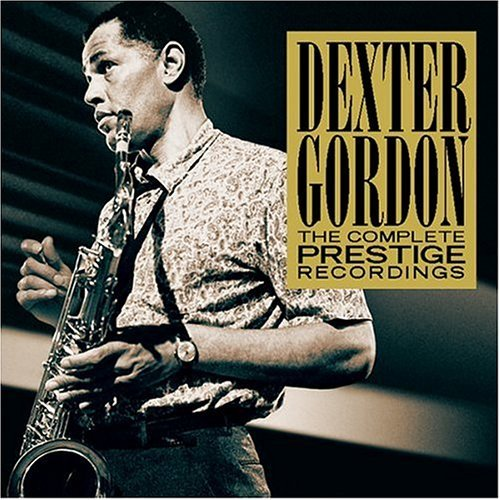 Dexter Gordon The Complete Prestige Recordings box set German DD9BXTH384471