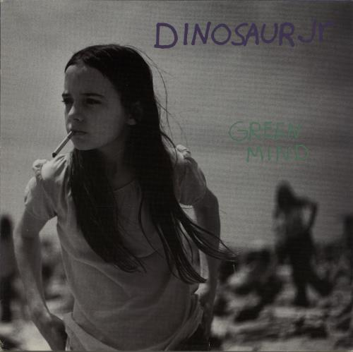 Dinosaur Jr Green Mind vinyl LP album (LP record) German DJRLPGR294639