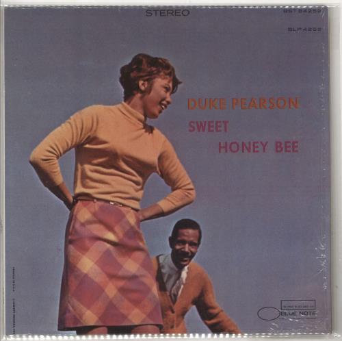 Duke Pearson Sweet Honey Bee - Liberty vinyl LP album (LP record) US DN6LPSW583675
