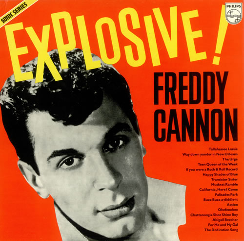 Image result for The Explosive Freddy Cannon