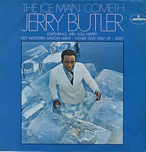 Afbeeldingsresultaat voor Jerry Butler – The Iceman Cometh