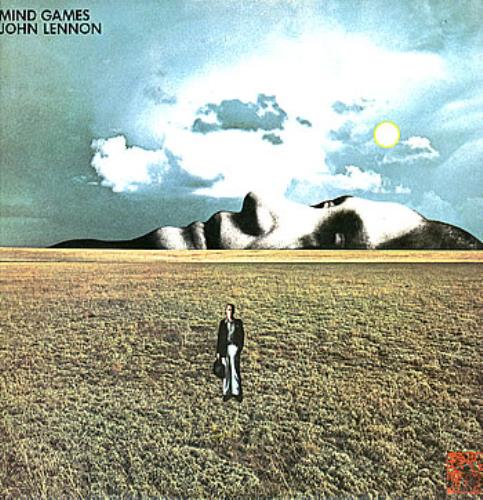 John Lennon Mind Games UK vinyl LP album  LP record   273191  John Lennon Mind Games vinyl LP album  LP record  UK LENLPMI273191