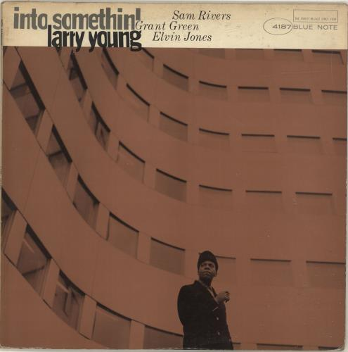 Larry Young Into Something vinyl LP album (LP record) US OG8LPIN698796